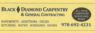 BLACK DIAMOND CARPENTRY
