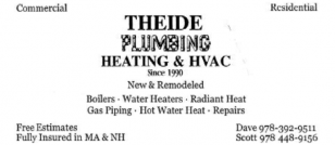 THEIDE PLUMBING HEATING & HVAC