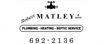 MATLEY & SONS PLUMBING