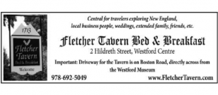 FLETCHER TAVERN BED & BREAKFAST