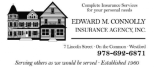 CONNOLLY EDWARD M INSURANCE AGENCY