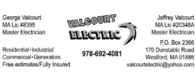 VALCOURT ELECTRIC