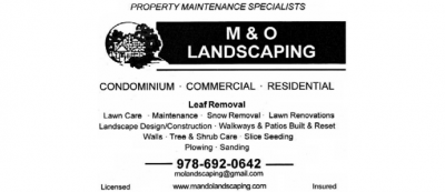 M & O LANDSCAPING