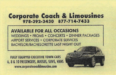 CORPORATE COACH & LIMOUSINE